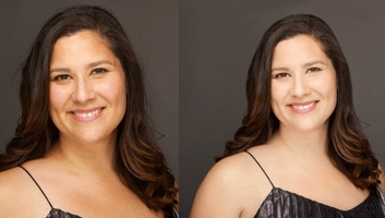 Headshot Photo Retouching Service