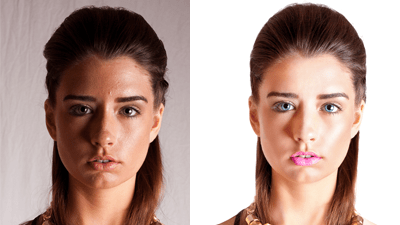 Glamour and Fashion Retouching